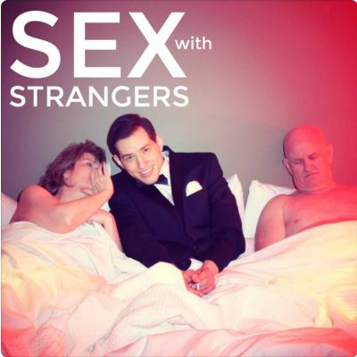 Sex With Strangers Podcast Logo